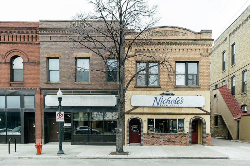 Nichole's Fine Pastry and Cafe, desserts, Fargo, Midwest Nest Magazine