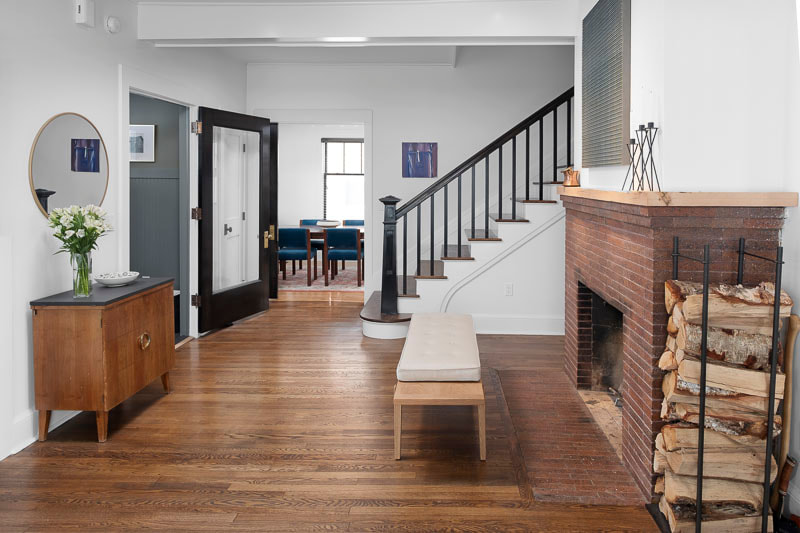 Hawthorn remodel, historic renovation, historic Fargo home, Midwest Nest Magazine