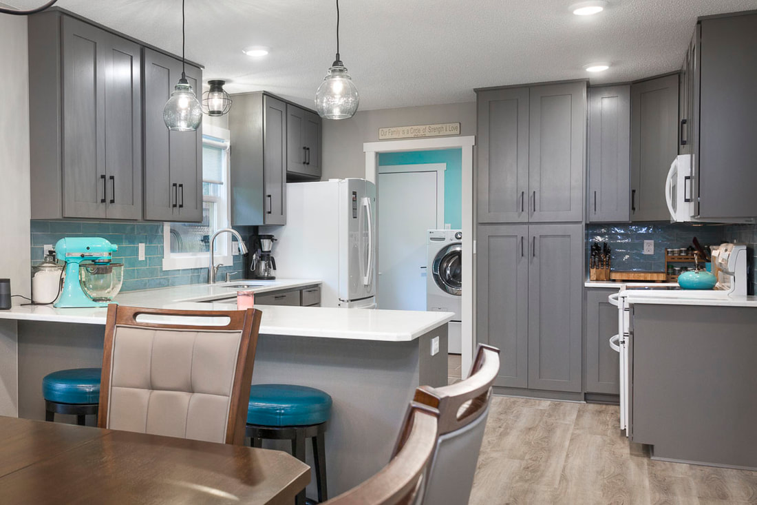 Kitchen Renovation, The Home Authority, redefining remodeling, Midwest Nest Magazine