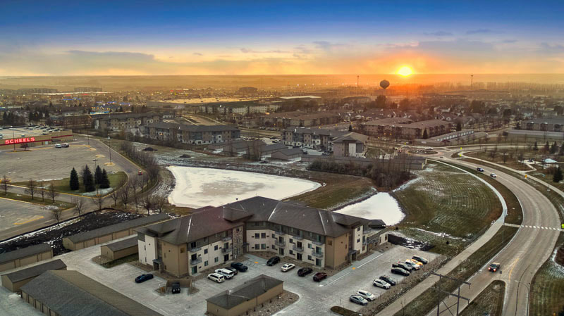 Blackmore Flats, Lux Communities, Enclave Development, Lindsey Grace Interiors, Midwest Nest Magazine