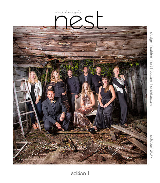 Midwest Nest October 2017 Magazine, Edition 1, award winning magazine
