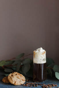 Uncle Paul's Spanish Coffee, HODO, Mixing Up The Holidays, Midwest Nest Magazine