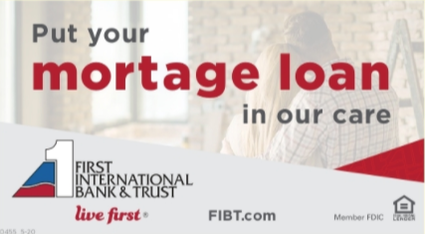 1st International Bank, House Hunting Checklist, Midwest Nest Magazine